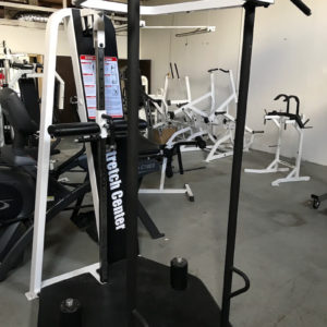 used stretch center